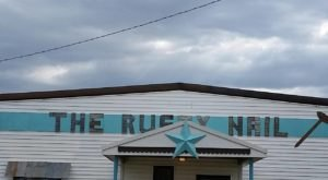 The Rusty Nail Is A Kansas Flea Market With A Little Bit Of Everything… And Then Some