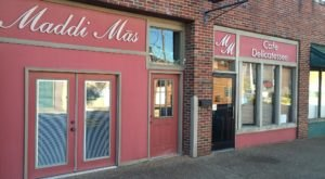 Try One Of The Decadent Milkshakes At Maddi Mae's Cafe, A Small Town Cafe In Tennessee