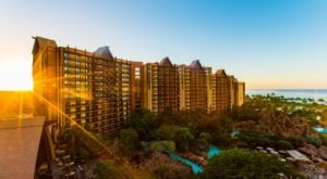 Most People Don't Know That Hawaii Is Home To Its Very Own Disney Resort, Aulani