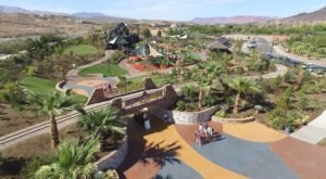 Thunder Junction All Abilities Park Is A Dinosaur-Themed Park In Utah That's Accessible To Everyone