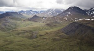At Over 400 Million-Years-Old, Some Of The Oldest Foothills In The World Are Found In Alaska