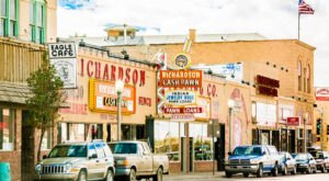 Richardson Trading Post, Located In New Mexico On Route 66, Is Older Than The Highway Itself