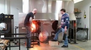 Enjoy A Unique Glassblowing Experience At Vandalia Glassworks In Minnesota