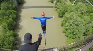 Test Your Bravery With The Ultimate Adventure Of Vertigo Bungee In Kentucky