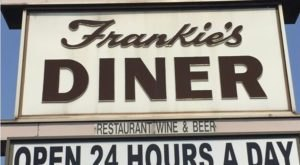 Established In The 1930s, Frankie's Diner Serves Some Of The Best Italian Dishes In Connecticut