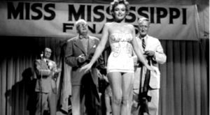 Most People Don't Know About Marilyn Monroe's Stint As Miss Mississippi