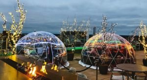 Hang Out In An Igloo At This One-Of-A-Kind Missouri Rooftop