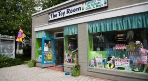 Release Your Inner Child At The Toy Room, A Colorful Craft And Game Shop In Connecticut
