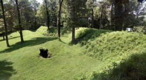 Explore The Remnants Of An 1800s Fort At Fort Duffield In Kentucky