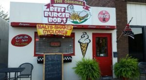 Family-Owned Since The 1950s, Step Back In Time At Beef Burger Bob's In Kansas