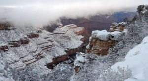 Arizona's Grand Canyon Looks Even More Spectacular In the Winter