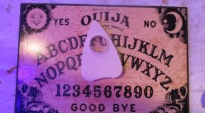 Few People Know That Maryland Is The Birthplace Of The Ouija Board