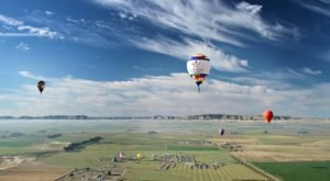 The Sky Will Be Filled With Colorful And Creative Hot Air Balloons At The Old West Balloon Fest In Nebraska