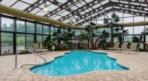 The Indoor Beach At This Wyndham Hotel In West Virginia Is The Best Place To Go This Winter