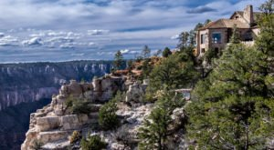 You'll Have A Front Row View Of The Arizona Grand Canyon At These Cozy Cabins
