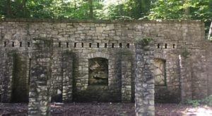 These 4 Trails In Missouri Will Lead You To Extraordinary Ruins