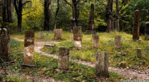 5 Forgotten About Cemeteries Hidden Along The Natchez Trace In Mississippi