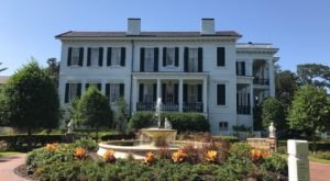 Visit The South's Largest Antebellum Plantation At The Beautiful Nottoway Plantation In Louisiana
