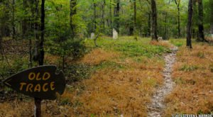 Explore Thousands Of Years Of History And A Historic Cemetery On The Grindstone Ford Trail In Mississippi