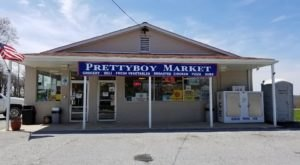Prettyboy Market Is A Hole-In-The-Wall Market In Maryland With Some Of The Best Fried Chicken In Town
