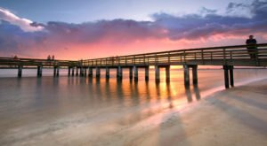 Ponce Inlet In Florida Was Named One Of The Most Stunning Lesser-Known Places In The U.S.