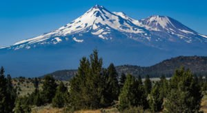 Northern California's Mt. Shasta Area Will Receive 45 Miles Of New Hiking Trails In 2020