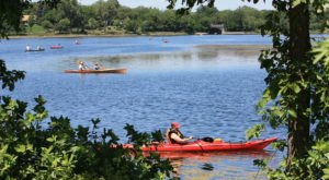 Spend A Day At Lake Of The Isles, Named The Most Beautiful Lake In Minnesota