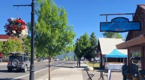 Named The Most Beautiful Small Town In Idaho, Take A Closer Look At McCall