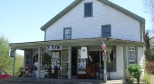 A Trip To The Oldest Store In Rhode Island Is Like Stepping Back In Time