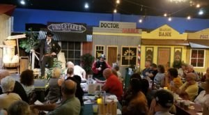 Eat A 3-Course Meal While Solving A Murder At Branson Murder Mystery Dinner Theater, At Majestic Theatre In Missouri