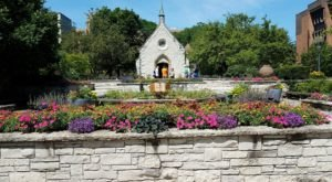 St. Joan Of Arc Chapel Is A Sacred Slice Of History And It's Right Here In Wisconsin