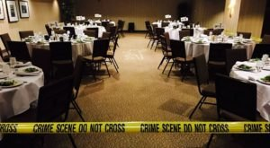 Eat A 4-Course Meal While Solving A Murder At The DoubleTree Hotel In Pennsylvania