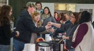 Warm Up This Winter With A Visit To The Chili Cook Off At Blake Farms In Michigan