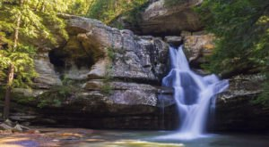 Cedar Falls In Ohio Was Named One Of The Most Stunning Lesser-Known Places In The U.S.