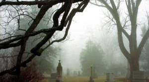 These 7 Haunted Cemetery Stories In New Hampshire Are Not For the Faint of Heart