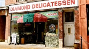 What Used To Be A Jewelry Store Is Now The Most Delicious Deli In Ohio, Diamond Deli