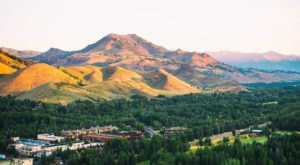 Fodor's 2020 Go List Named Sun Valley, Idaho A Top Destination In The U.S.