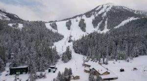 Sneak Away To Eaglecrest Ski Area In Alaska To Ride 124 Inches Of Fresh Powder