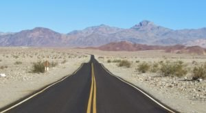 Nevada's 365-Mile Death Drive Takes You Through Valleys, Mountains, And Everything In Between