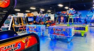 New Orleans' Newest Entertainment Facility, Optimus Entertainment, Features 24,000-Square Feet Of Fun