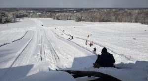 The Toboggan Park Near Buffalo That Will Complete Your Winter