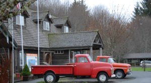 Visit The Small Town Of Forks In Washington, The Place That Inspired Twilight
