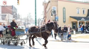 Celebrate Winter Fest In Oakland, Maryland's Coldest And Snowiest Town
