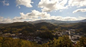 Named The Most Beautiful Small Town In Tennessee, Gatlinburg Deserves A Closer Look