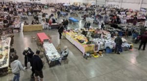 The Minot Flea Market, One Of The Biggest In North Dakota, Is Opening Soon For 2020