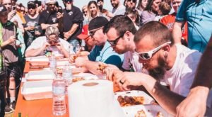 Snag Yourself Over 50 Different Types Of Hot Wings At Wing & Rock Fest In Georgia
