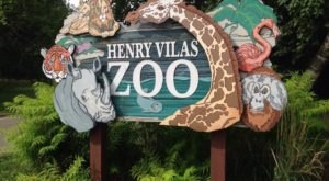 Admission-Free, The Henry Vilas Zoo In Wisconsin Is The Perfect Day Trip Destination