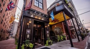 Visit An Authentic Scottish Tavern In Downtown Cincinnati With A Meal At Nicholson's