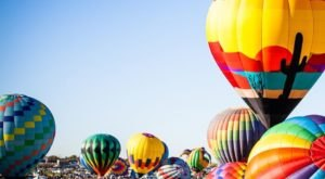 The Sky Will Be Filled With Colorful And Creative Hot Air Balloons At The Up Up And Away Festival In Florida