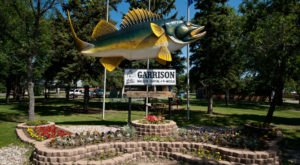 Named The Most Beautiful Small Town In North Dakota, Take A Closer Look At Garrison